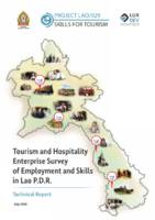 Tourism and Enterprise Survey of Employment and Skills in Lao PDR: Technical Report