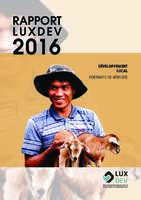 Rapport LuxDev 2016